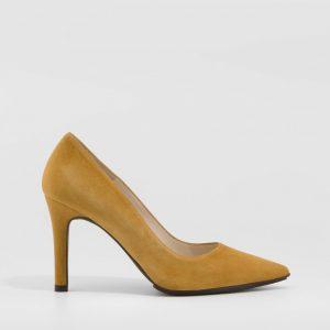 Zapato de salón LODI rachel ocre