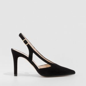 Zapato destalonado LODI rupis negro