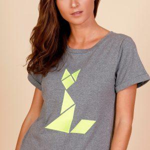 : Camiseta de manga corta MINUETO