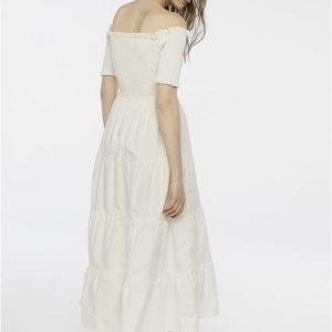 Vestido blanco Compañía Fantastica