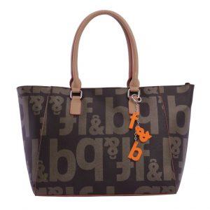 Bolso shopper FUN&BASICS letras 5336051
