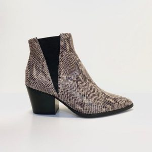 Botin RENETTI animal print