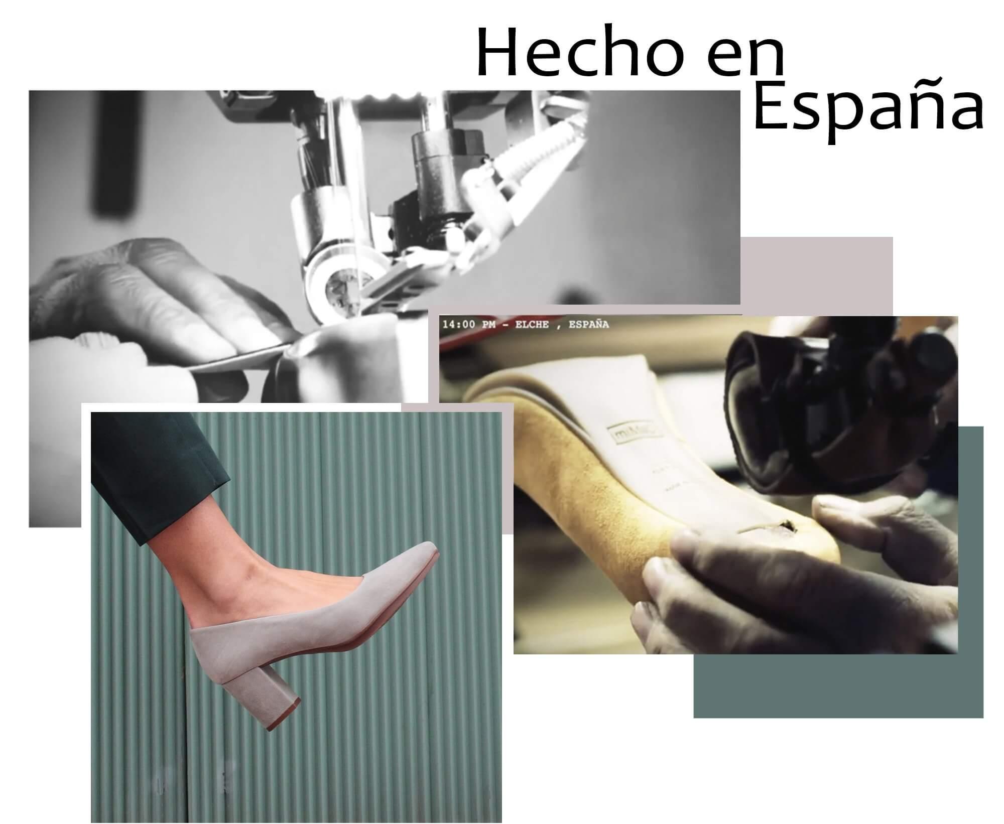 Mimao calzado hecho en España