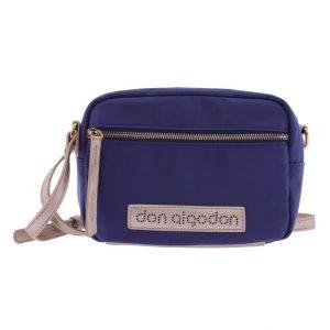 bandolera don algodon 2932017 azul